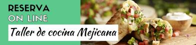 Curso de cocina mejicana