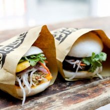 arepas street food